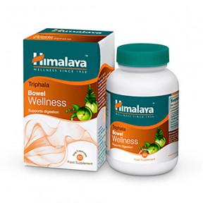 Triphala Himalaya saúde intestinal 60 cápsulas