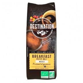Café Moído Orgânico da Manhã 100% Arábica Destination 250g