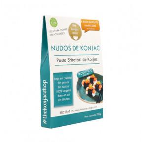 Nudos de Konjac (Noodles) The Konjac Shop 200g