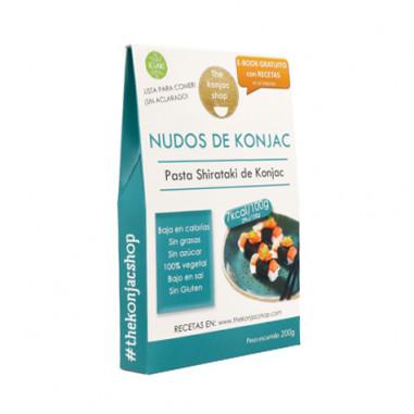 Nudos de Konjac (Noodles) TKS 200g