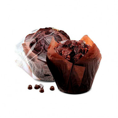 Muffin protéiné triple chocolat saveur Mr. Yummy 45g