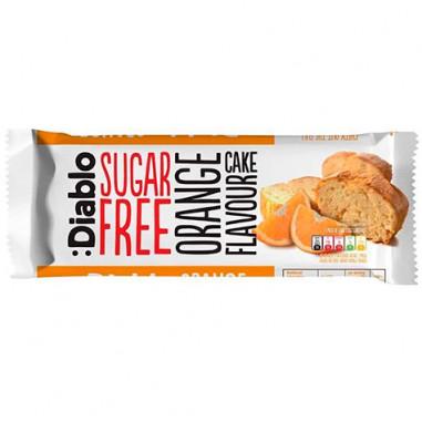 Gâteau au Orange sans sucre : Diablo 200 g