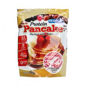 Preparado para Tortitas proteicas sabor Caramelo Navideño Quamtrax 1kg