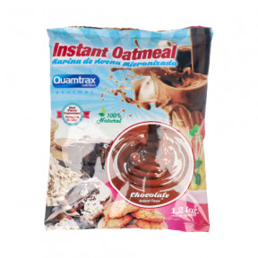 Quamtrax Chocolate Flavored Oatmeal 1.2Kg