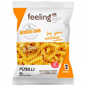 Pâtes Fusilli Optimize FeelingOk 50g