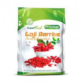 Goji Berries Superfood Quamtrax 250g