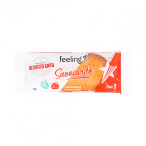 Galleta FeelingOk Savoiardo Start Naranja 35 g