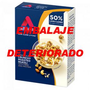 Cereales Crujientes con Muesli de Atkins 325 g - OUTLET