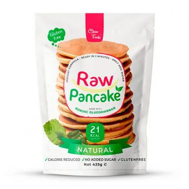 Préparation pour Pancakes Low-Carb Raw goût Nature Clean Foods 425 g