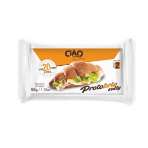 CiaoCarb Protobrio Stage 2 Salty Croissant 1 unit 50 g
