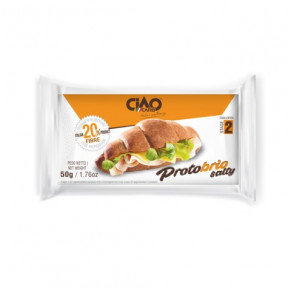 Croissant Salado CiaoCarb Protobrio Fase 2 Dulce Natural 1 unidad 50 g