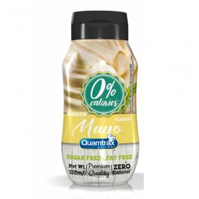 Molho Maionese 0% de calorias Quamtrax Gourmet 330ml