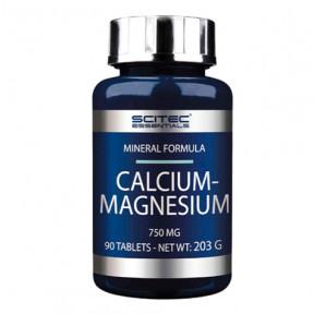 Calcium and magnesium Scitec Nutrition 90 capsules