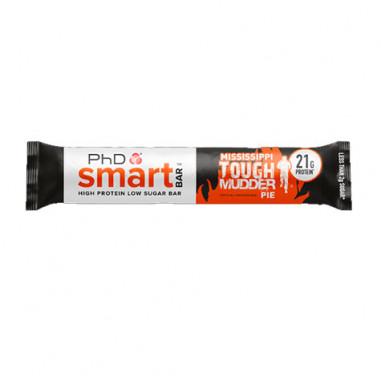 Smart Bar Tarta de Mississippi PhD 64g