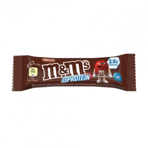 Mars M&M's Hi Protein Barra de Chocolate 51g