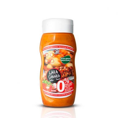 Salsa Natural Lava Canaria 0% GoFood 320ml