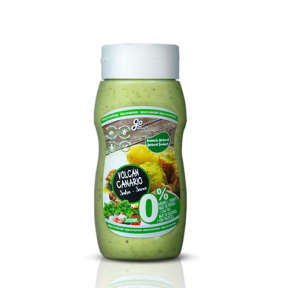 Canary volcano Natural Sauce 0% GoFood 350 ml