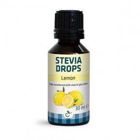 Adoçante Sabor Limão Stevia Drops de Sukrin 30ml