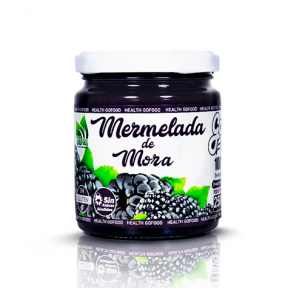 Mermelada natural de Mora GoFood 250g