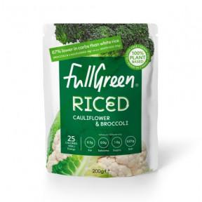 Cauli Rice Arroz de Couve-Flor com brócolis FullGreen 200g