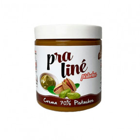 Crema Proteica Praliné 70% pistachos Protella 200g