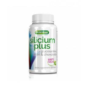 Silicio con glucosamina, msm y condroitina Quamtrax 120 comprimidos