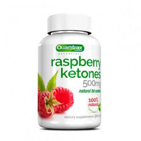 Cétones de Framboise Quamtrax Essentials 90 gélules 500 mg