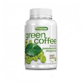 Extracto de Café Verde Quamtrax Essentials 90 cápsulas