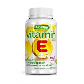 Vitamine E Quamtrax Essentials 60 gélules
