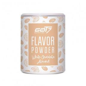 Powder flavor White chocolate with almonds Got7 150g
