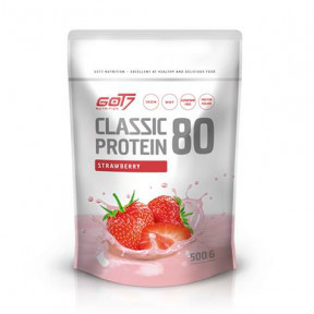 Classic Protein 80 Strawberry Flavour Got7 500g