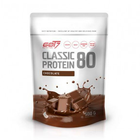Classic Protein 80 Chocolate Flavour Got7 500g