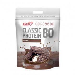 Classic Protein 80 Saveur Cookies & Cream Got7 2Kg