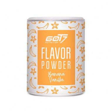Powder flavor Banana Vanille Got7 150g
