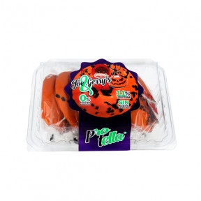 Pack 5 Donut sabor Canela y Spéculoos Protella - Edición Limitada