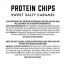 Chips de Proteína Got7 Caramelo Salgado 50g