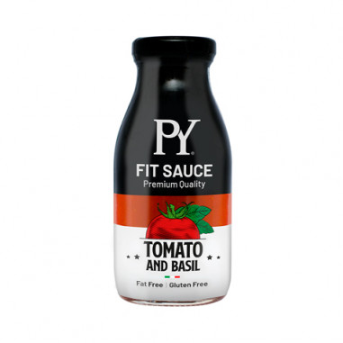 Tomate et basilic low-carb Pasta Young Fit Sauce 250g