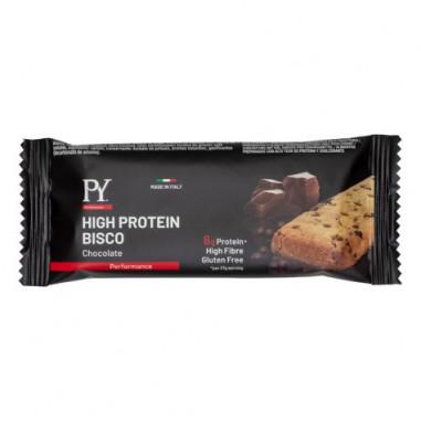 Biscuit Protéiné High Protein Bisco au Chocolat Pasta Young 37g