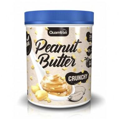 Quamtrax Crunchy Peanut Cream 1 kg
