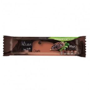 Chocolatina Low-Carb de Chocolate negro LaNouba 35 g