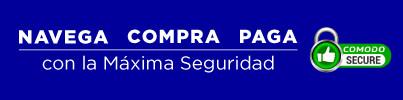 Navega, Compra y Paga con la máxima Seguridad en Outletsalud