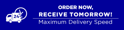 Order now, receive tomorrow