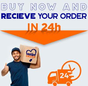 Order it now, receive it tomorrow